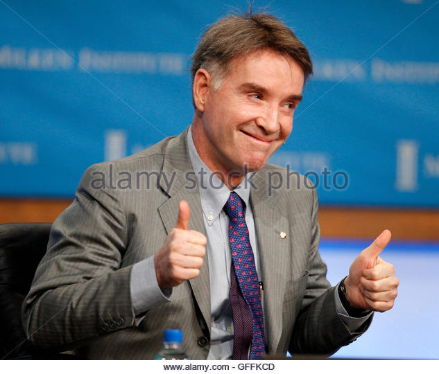 Eike Batista, Chairman and CEO, EBX Group gestures during the panel discussion 'Global Overview: Uncertainty - Stock Image