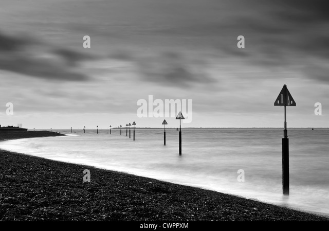 Felixstowe, Suffolk - Stock Image