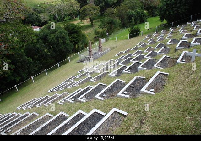 St Helena Island Cemetery