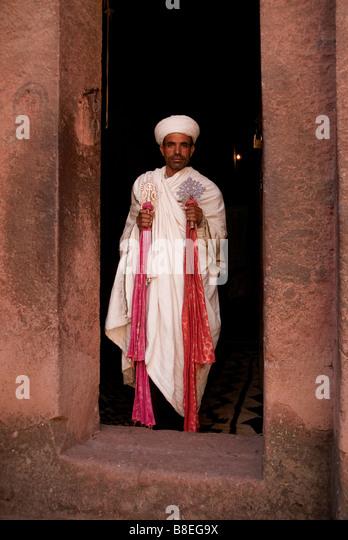 lalibela priest stock photos lalibela priest stock. Black Bedroom Furniture Sets. Home Design Ideas