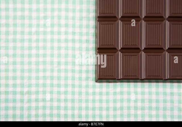 Chocolate - Stock Image