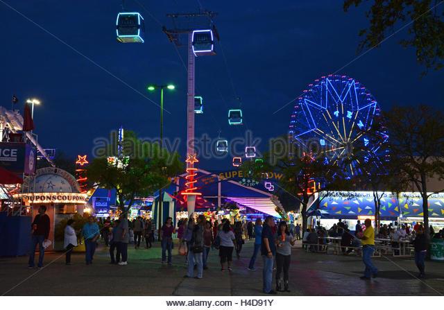 State fair of texas dates