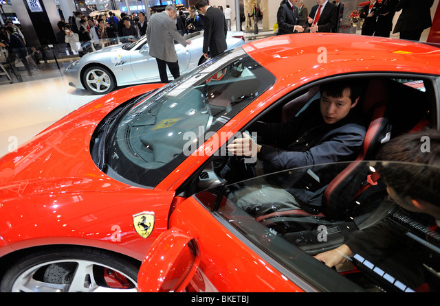 Ferrari Cars Stock Photos Amp Ferrari Cars Stock Images Alamy