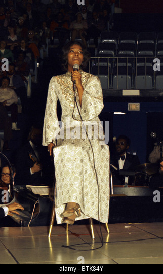 """Dionne Warwick """"On Stage And In The Movies"""" 