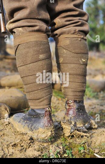 Trench ww1 stock photos trench ww1 stock images alamy for Porte hq surrey
