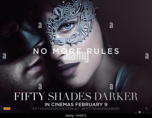 Fifty shades darker release date in Brisbane