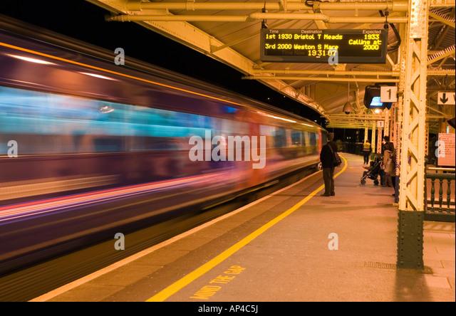 Bath Spa Timetable Train