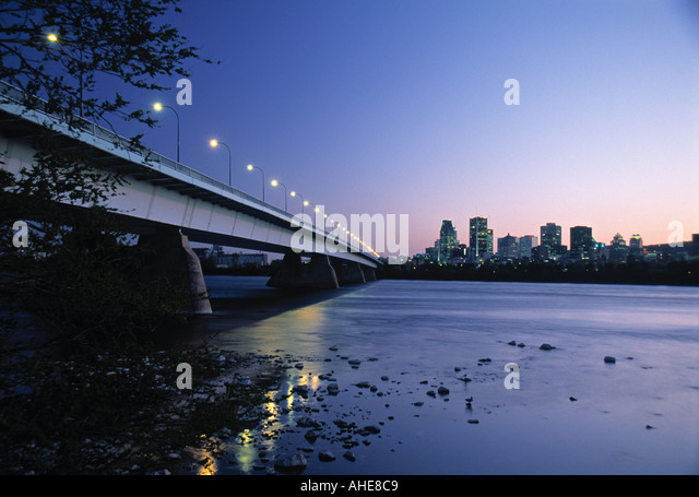 Montreal, Quebec, Canada - Stock Image