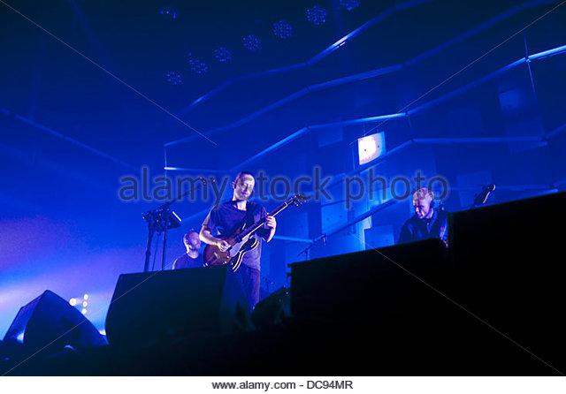 atom for peace 1 Concert 07/10/2013 - Stock-Bilder