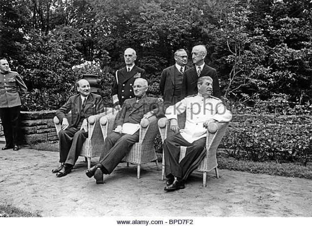 postdam conference Potsdam conference, meeting (july 17–aug 2, 1945) of the principal allies in world war ii (the united states, the ussr, and great britain) to clarify and implement agreements previously reached at the yalta conference yalta conference,.