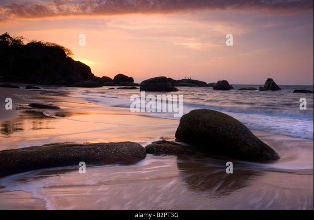 Agonda Beach, South Goa, India, Asia - Stock-Bilder