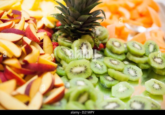 Fruit mix - Stock Image