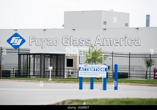 Fuyao Glass Stock