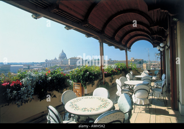 Vita Cafe And Park Villa Borghese