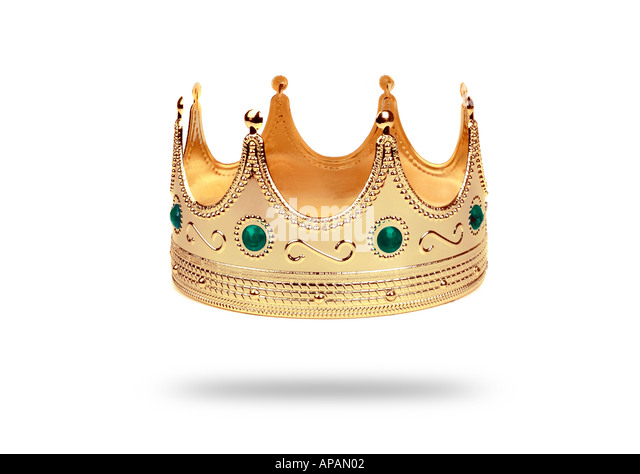 crown Krone - Stock Image