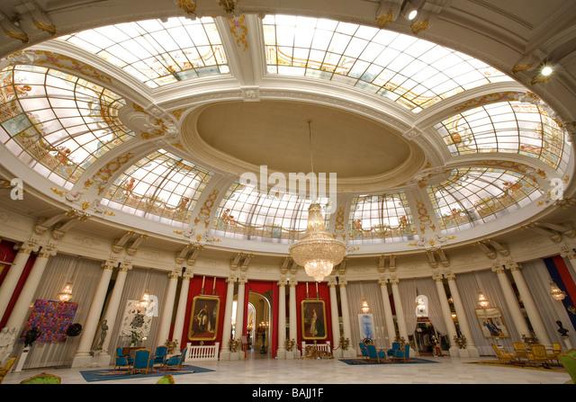 Negresco interior stock photos negresco interior stock for Salon anglais