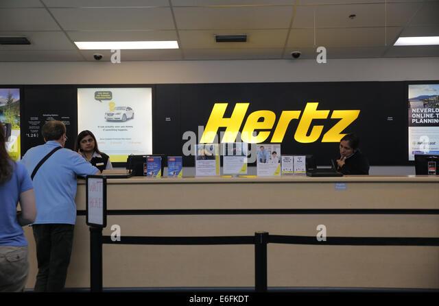 Hertz Rental Car Return Vancouver Airport