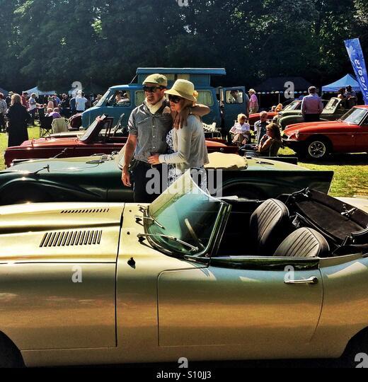 Wilderness Ridge Car Show