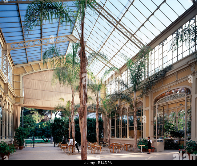 Hivernacle stock photos hivernacle stock images alamy - Architekt barcelona ...