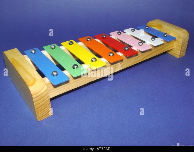 xylophone - Stock-Bilder