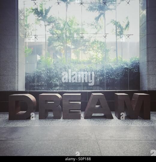 Dream - Stock Image