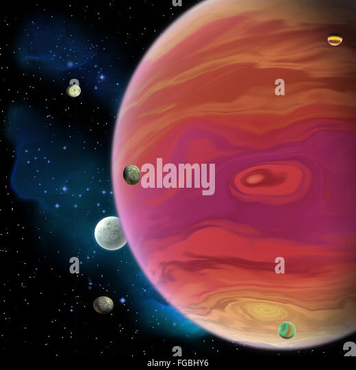 great gas giant jupiter New evidence points to jupiter as the solar system's oldest planet according to a new study, the great gas giant likely formed only a million years after the sun, roughly 50 million years.