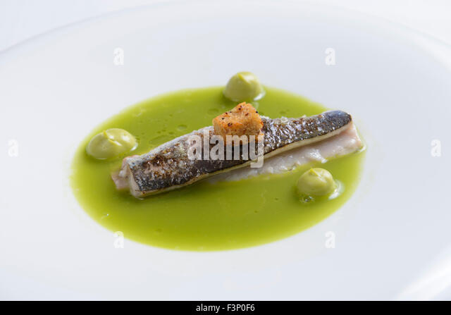 Ariel view food stock photos ariel view food stock for Nouvelle cuisine