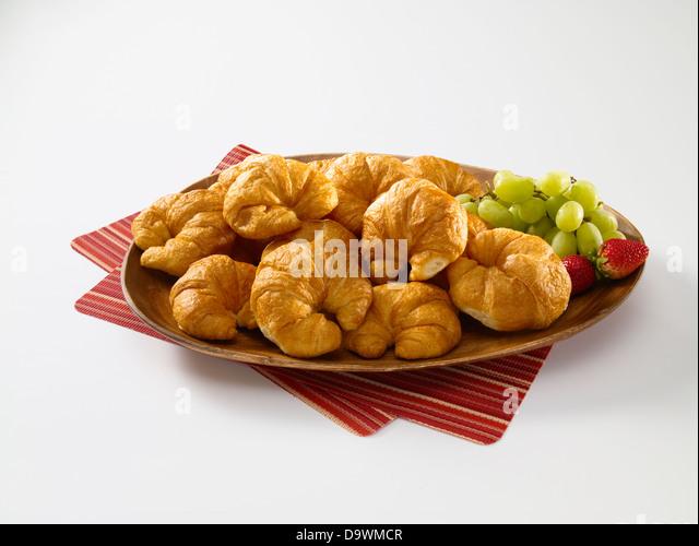 croissants - Stock Image