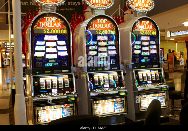 Beating slot machines strategy