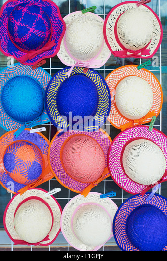 Mexico, Campeche state, mexican hat - Stock Image