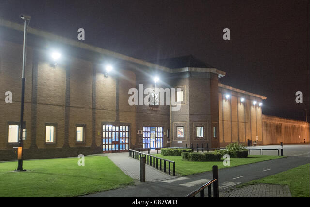 HMP Belmarsh Prison - Stock Image