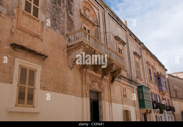 malta old alley houses - photo #36