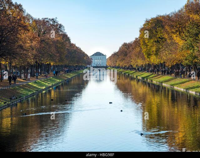East Side München canal lock germany stock photos canal lock germany stock images page 4 alamy