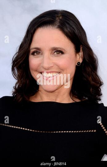 North Hollywood, CA. 25th May, 2017. Julia Louis-Dreyfus at arrivals for FYC for HBO series VEEP 6th Season, Television - Stock Image