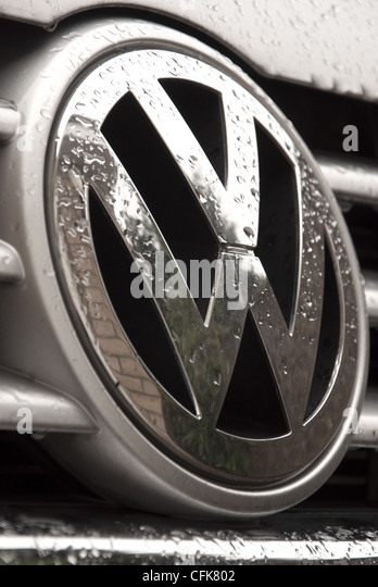 Vw Badge Stock Photos Amp Vw Badge Stock Images Alamy