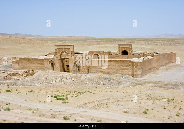 Caravanserai Iran Stock Photos & Caravanserai Iran Stock Images - Alamy