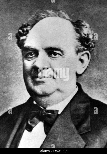 Phineas Taylor Barnum, circa 1860. Courtesy: CSU Archives/Everett Collection - Stock-Bilder