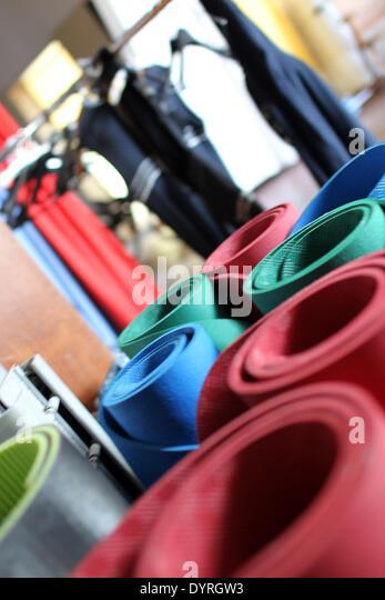 Reportage: The Kuvertfabrik Pasing (Envelope Factory Pasing) - Stock Image