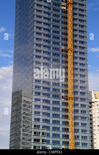 Uruguay Montevideo Avenida Dr. Luis Alberto de Herrera Montevideo World Trade Center centre WTC building complex - Stock Image