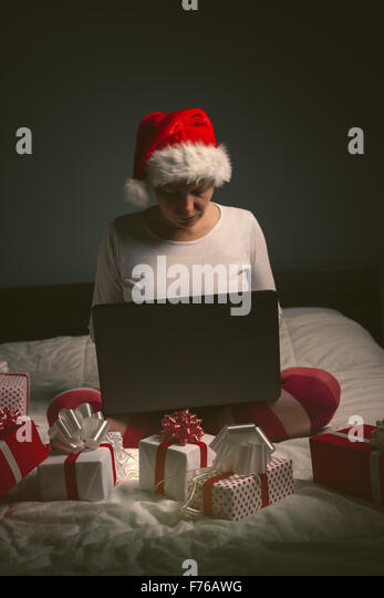 how to spend christmas eve alone