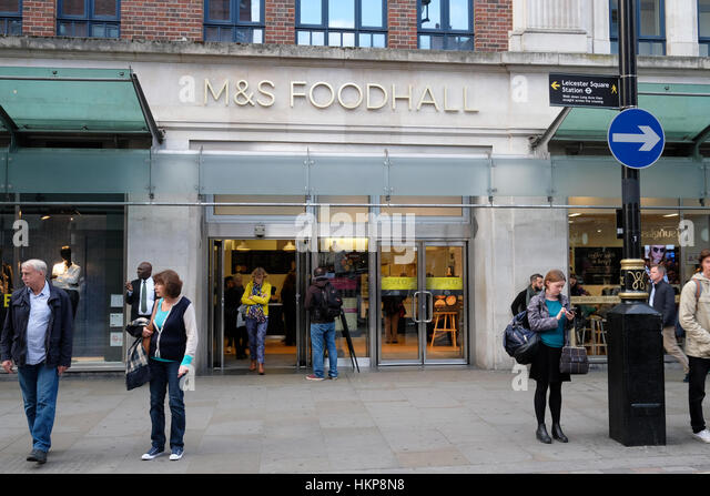 M And S Chichester Food Hall