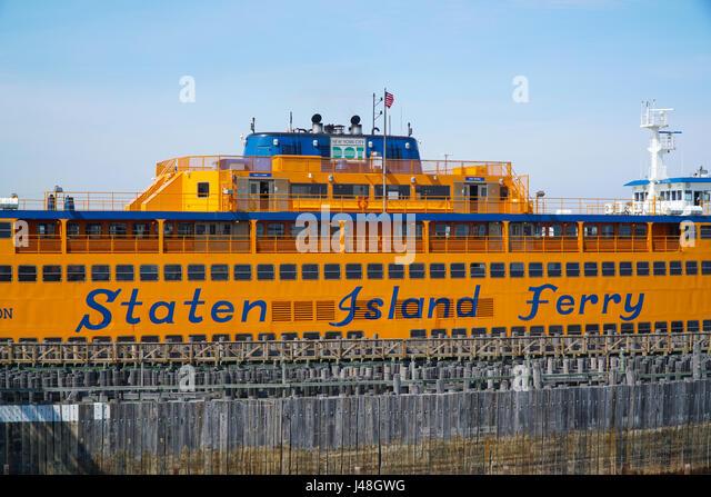 Staten Island Ferry Parking Nyc