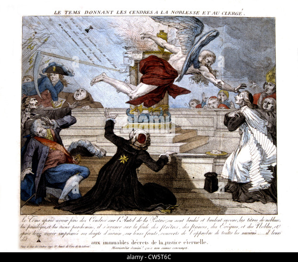 French Revolution Of 1789 Stock Photos & French Revolution ...