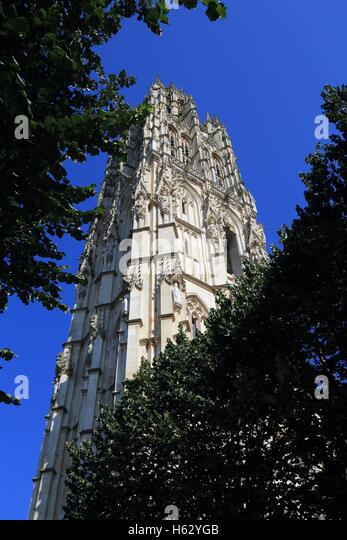 Rue notre dame stock photos rue notre dame stock images for Haute normandie rouen