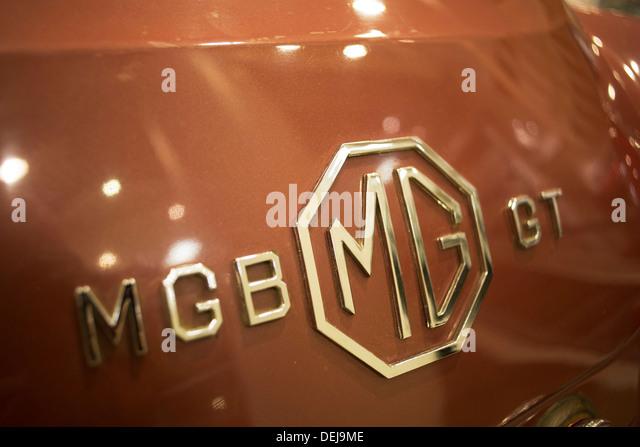 Gaydon stock photos gaydon stock images alamy for British motor heritage mgb