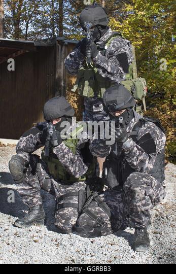 Anti terrorist squad