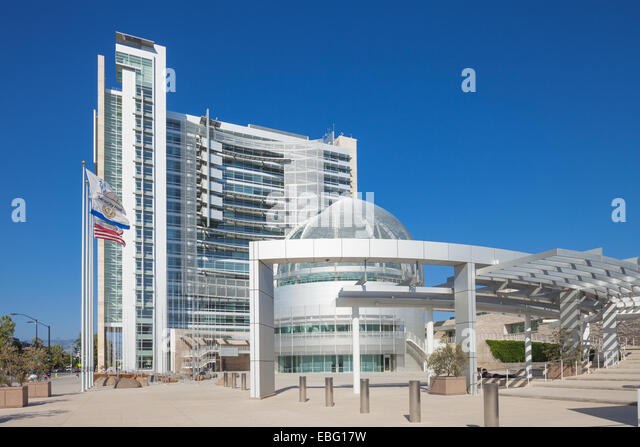 San Jose City Hall. - Stock Image