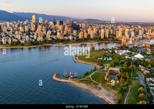 Vancouver - Stock Image