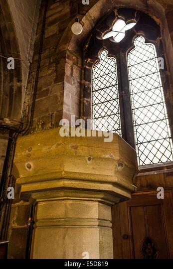 Church font - Stock-Bilder