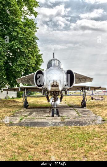 The Aviation Museum Kbely, Prague, Czech Republic - Stock Image